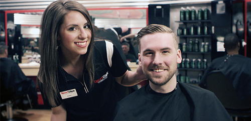 Sport Clips Haircuts of Duluth - Miller Hill Mall  Haircuts