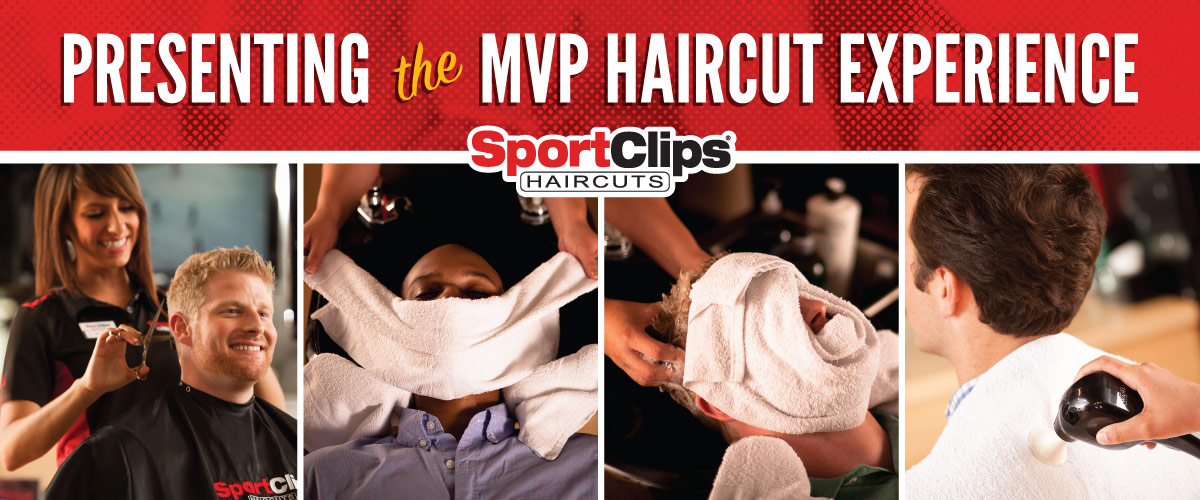 The Sport Clips Haircuts of Duluth - Miller Hill Mall  MVP Haircut Experience